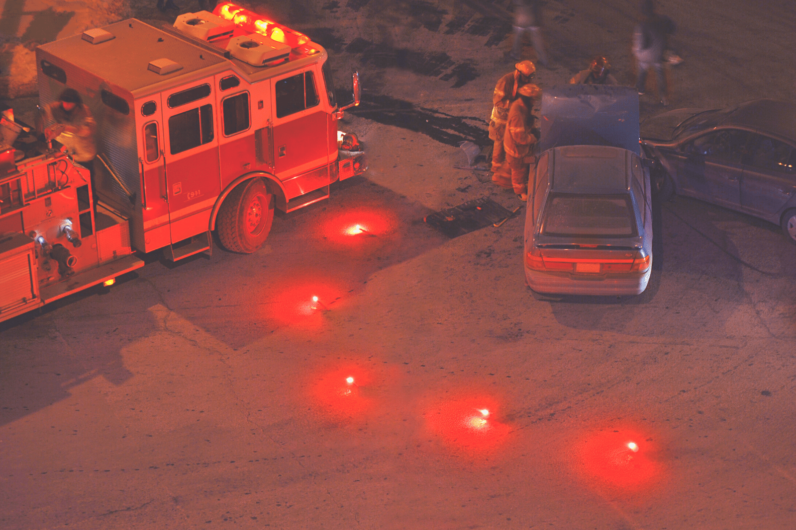 Quelle responsabilité pour le transporteur victime d'un incendie ?
