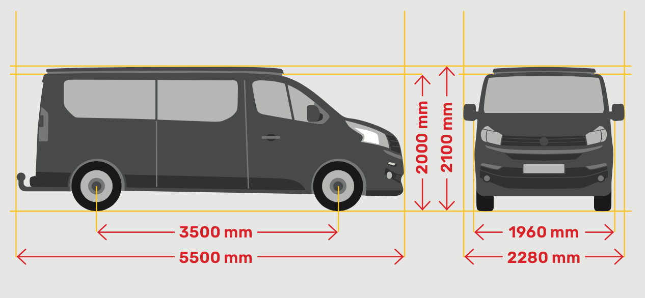 Comfort Fahrzeugdaten