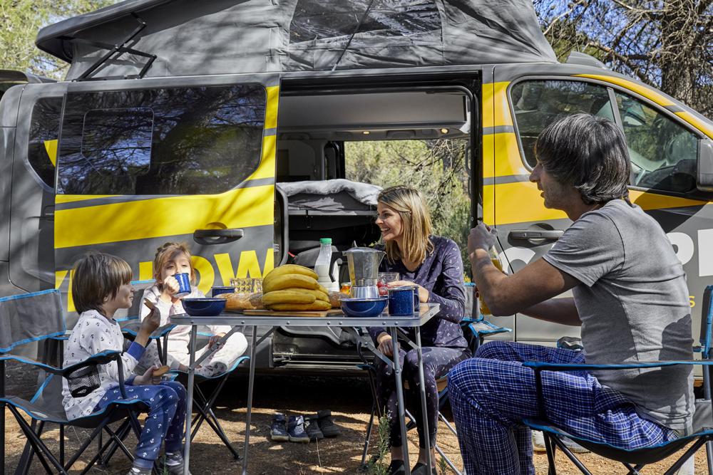 Campingferien mit Reka