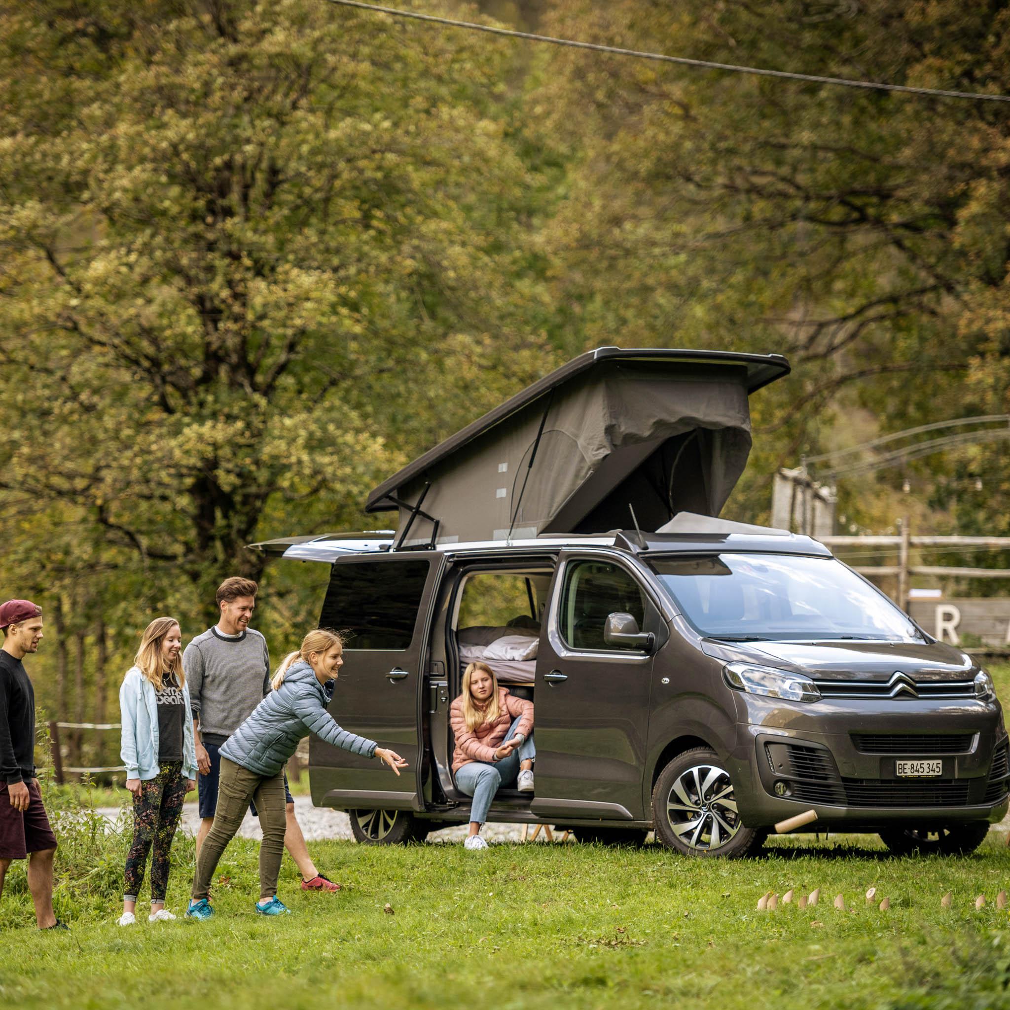 Citroën Spacetourer Camper