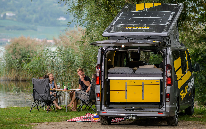 Louer und van aménagé Yellowcamper