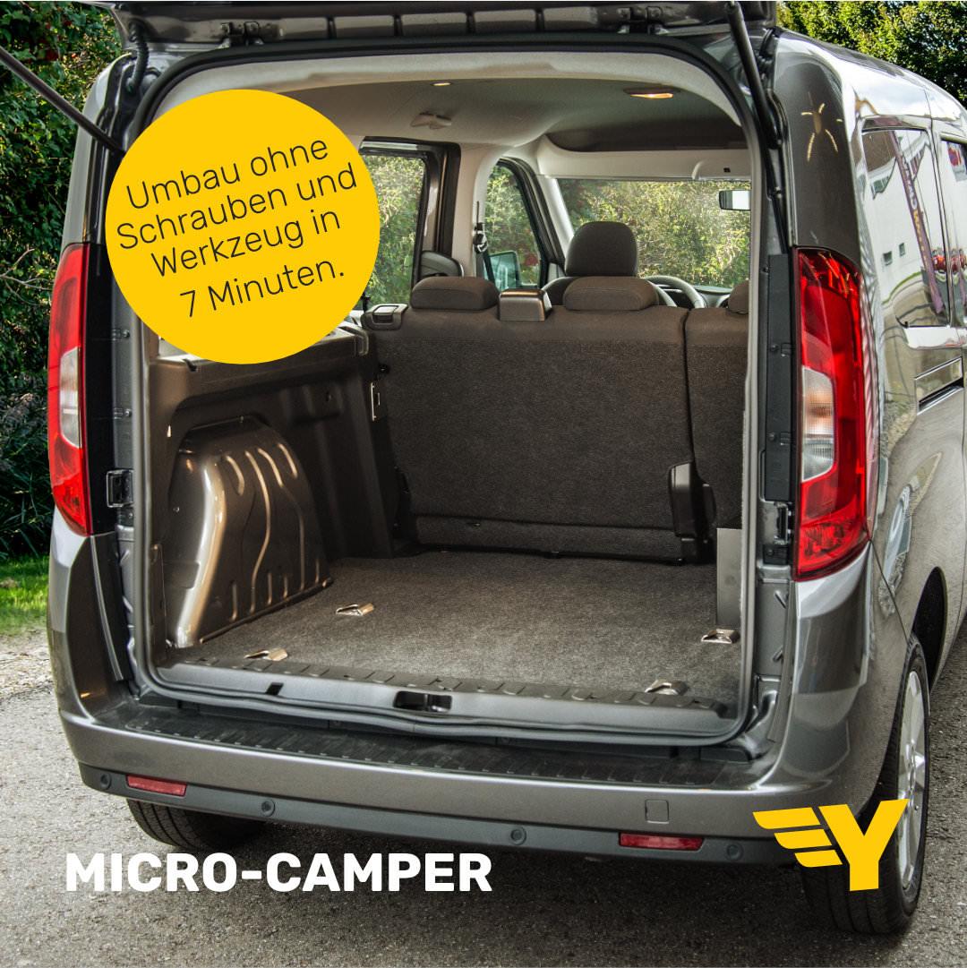 Yellowcamper Mini Camper
