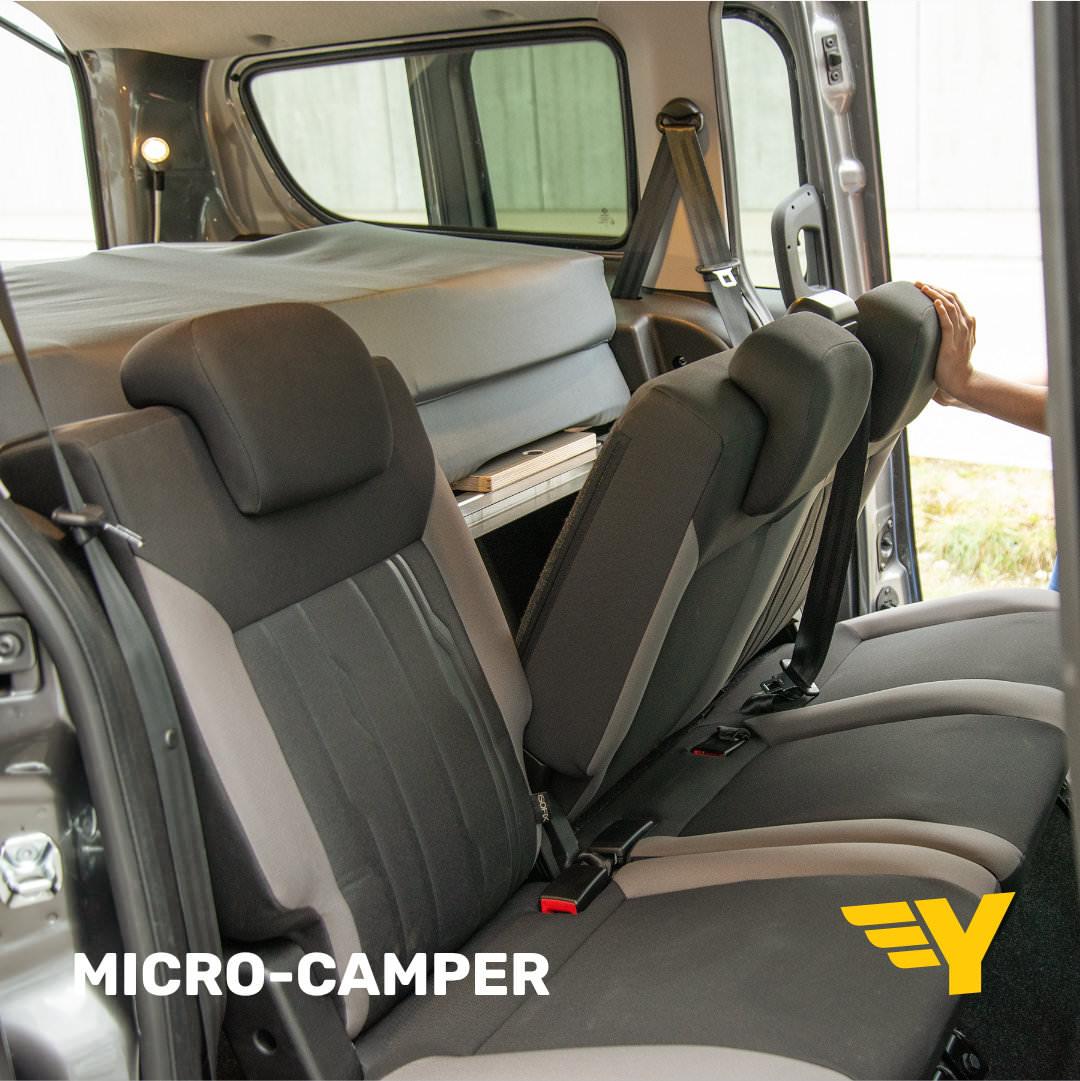 Minicamper Yellowcamper