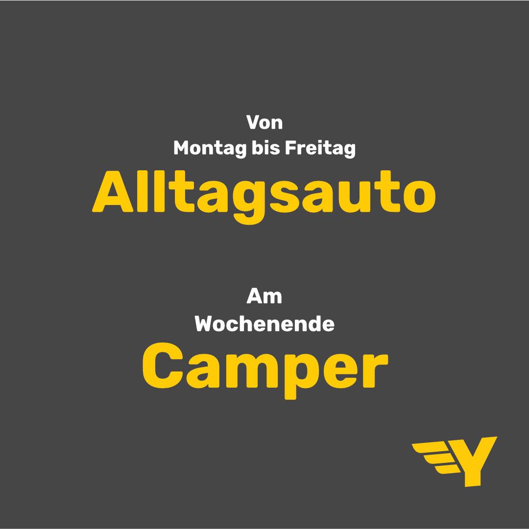 Yellowcamper Aménagements des Vans Mini