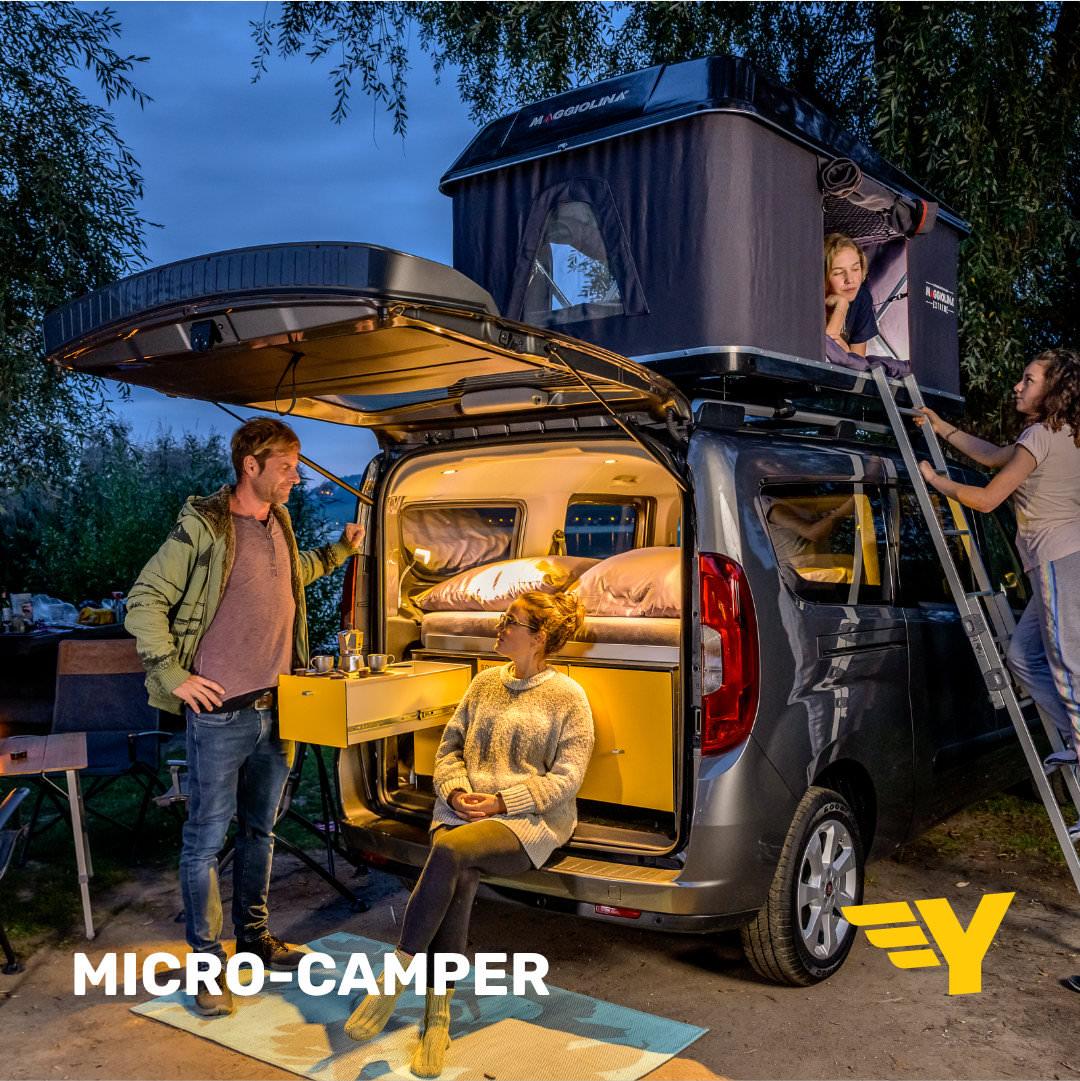 Yellowcamper Weekender Camper