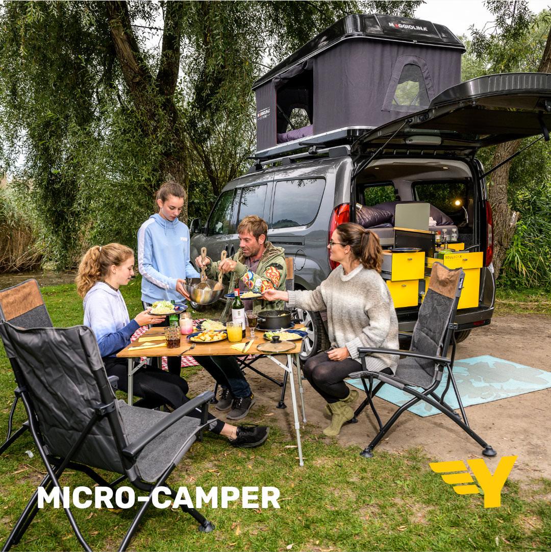 Weekender Camper