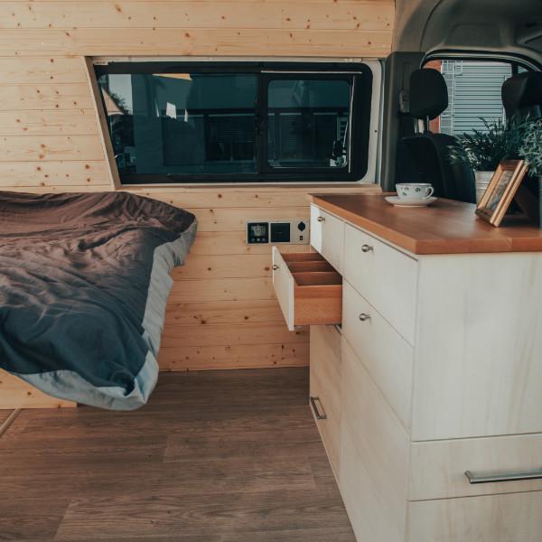 Camper ausbauen Schweiz