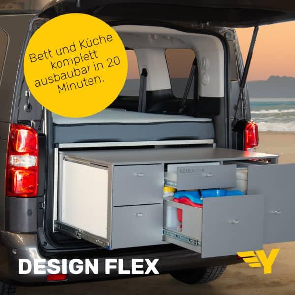 Design Flex Yellowcamper