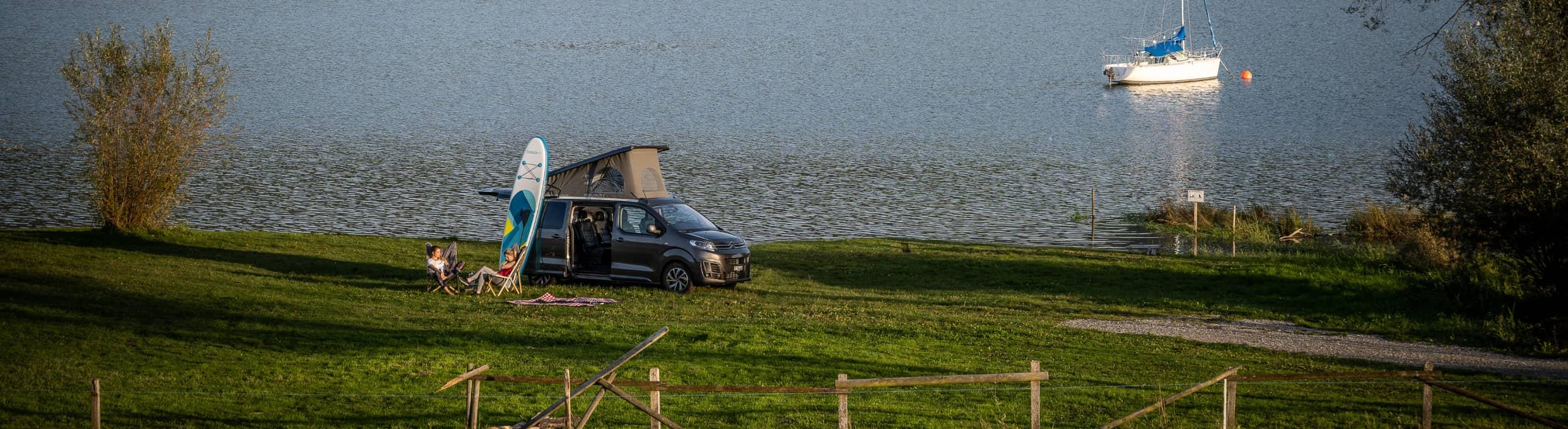 Yellowcamper Citroën Spacetourer Camper