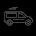 EQV Elektrocamper Familienwagen