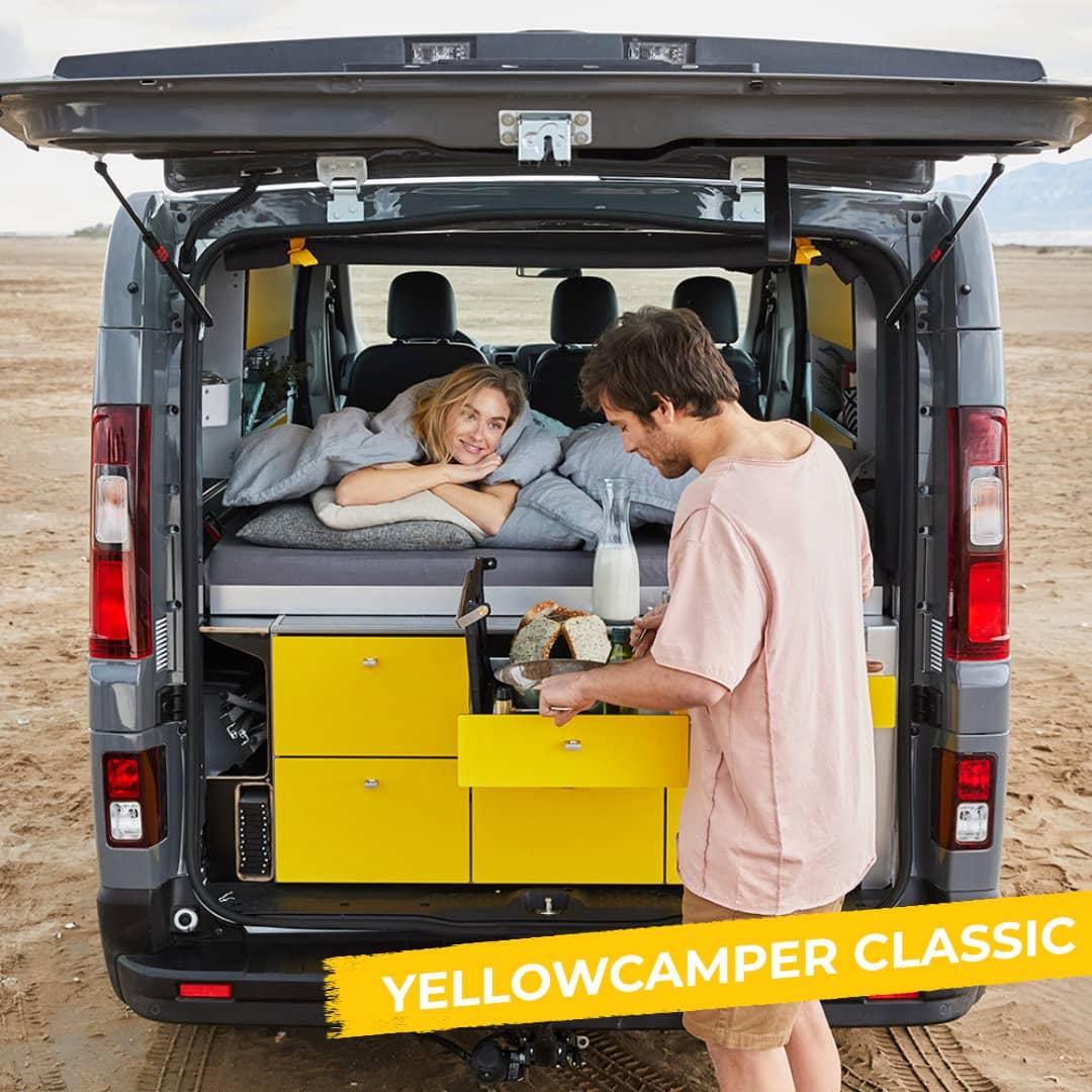 Yellowcamper Design Mini Alltagsfahrzeug