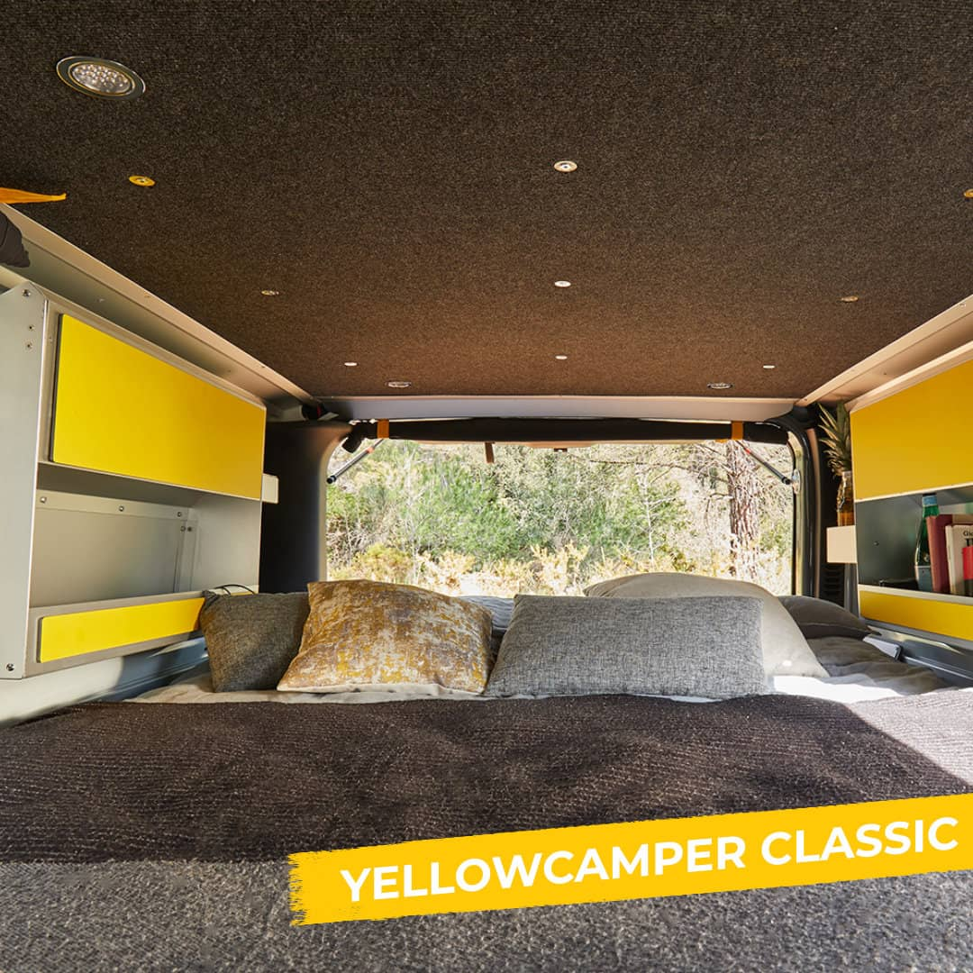 Yellowcamper kaufen Occasion