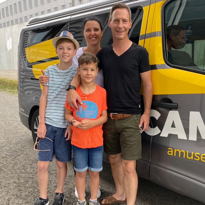 Yellowcamper-Kunden