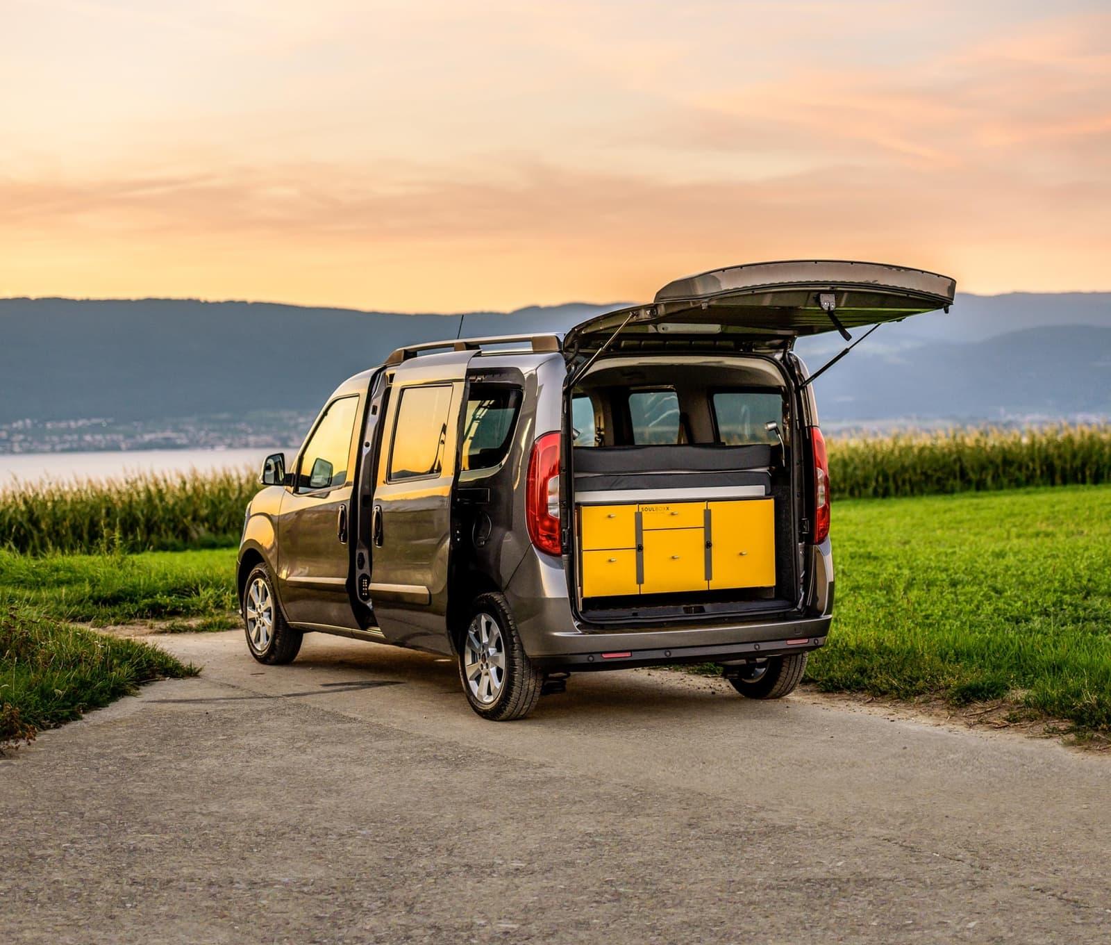 Weekender kaufen: Vom Auto zum Camper