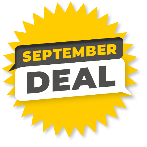 Yellowcamper September Deal