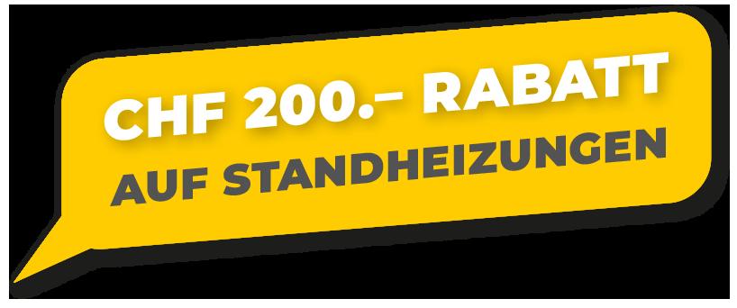 Yellowcamper Rabatt auf Standheizungen