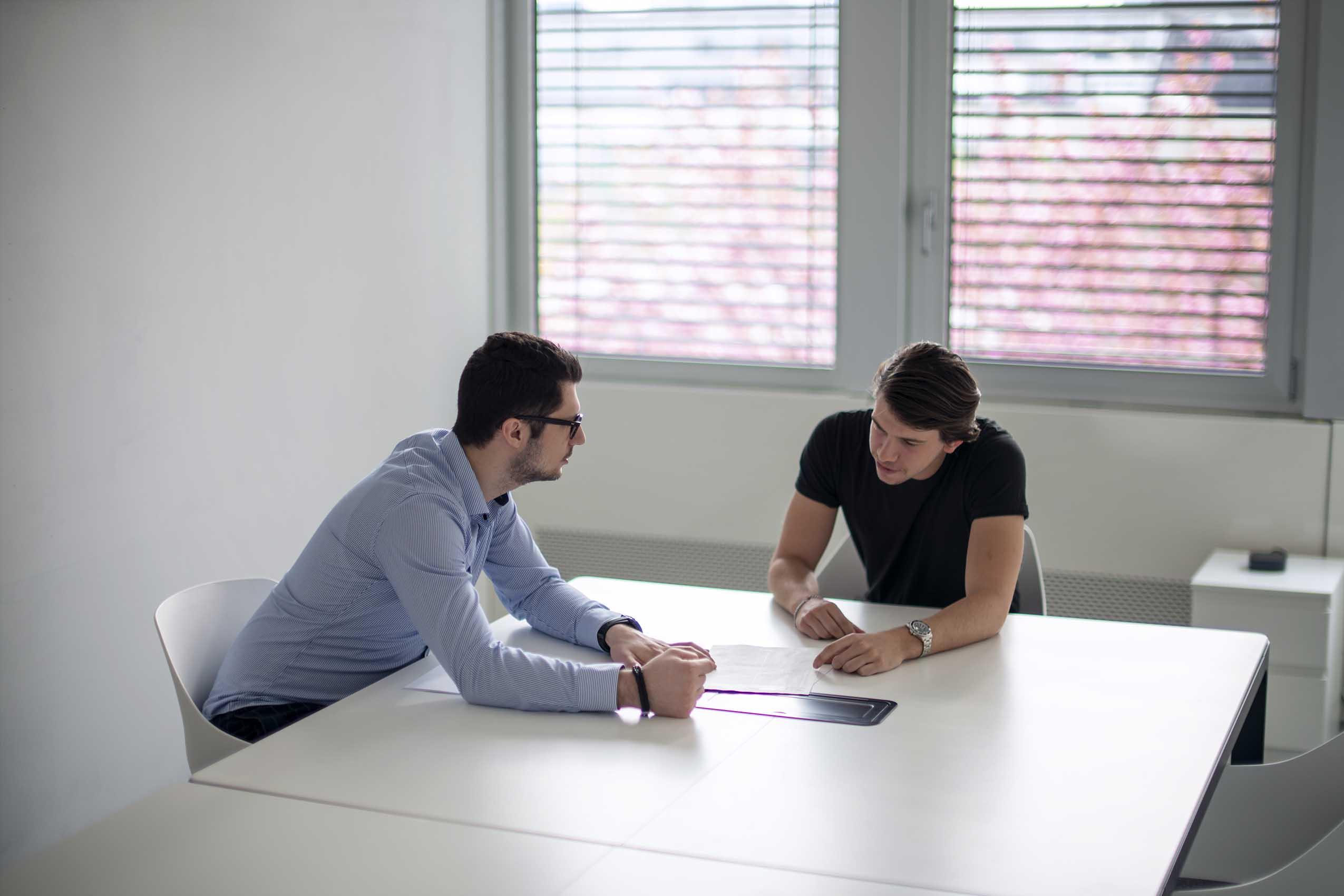 Meetingroom, Smartwork, Negotiation, rolex
