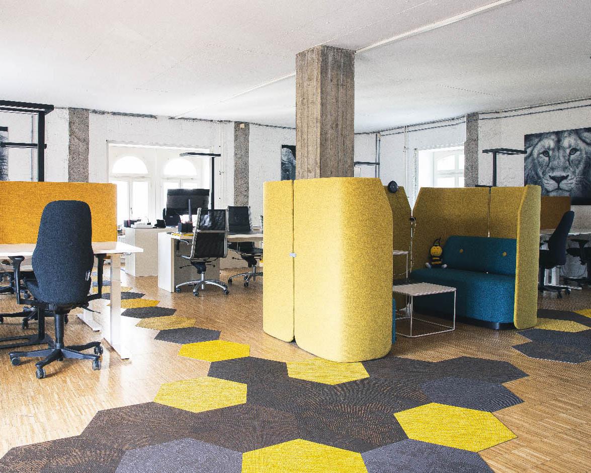 flexible terms, kurze Kündigungsfristen office, modernes Büro, Seefeld, Mühle Tiefenbrunnen