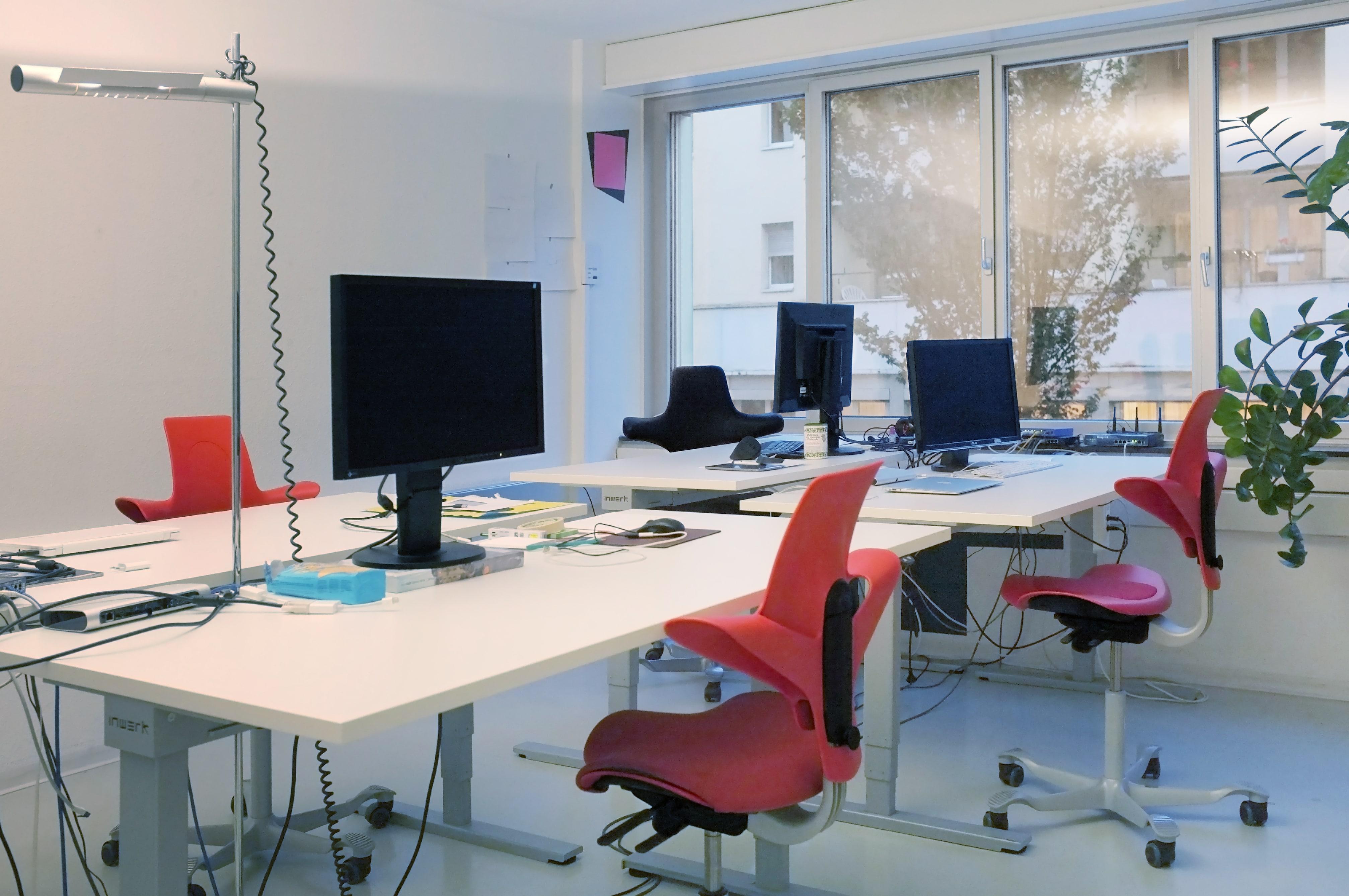 Kreativ Büro mieten Arbeitsplätze, Rent Desk, Webdesign, Web agency, Innovation, Schmiede Wiedikon, Zürich Kreis 3