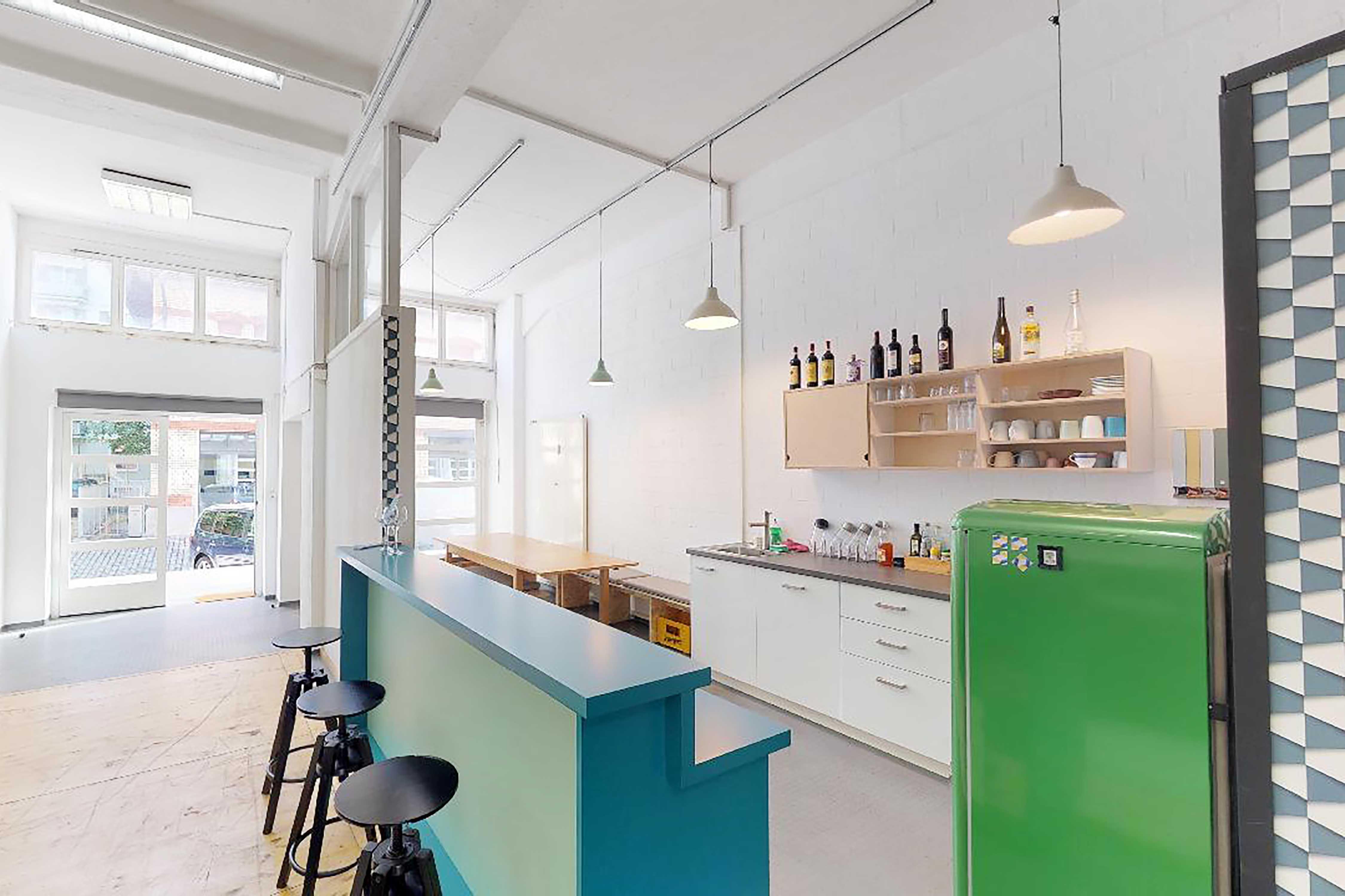 open plan office hardplatz güterbahnhof büro mieten vermieten zürich schweiz hardbrücke limmat office