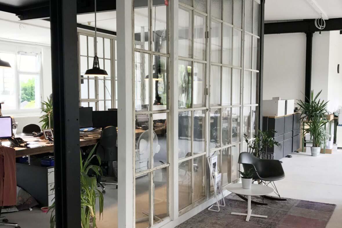 Büro Mieten, Seesicht, Fensterei, Joylab, maison @ Wollishofen Severa style