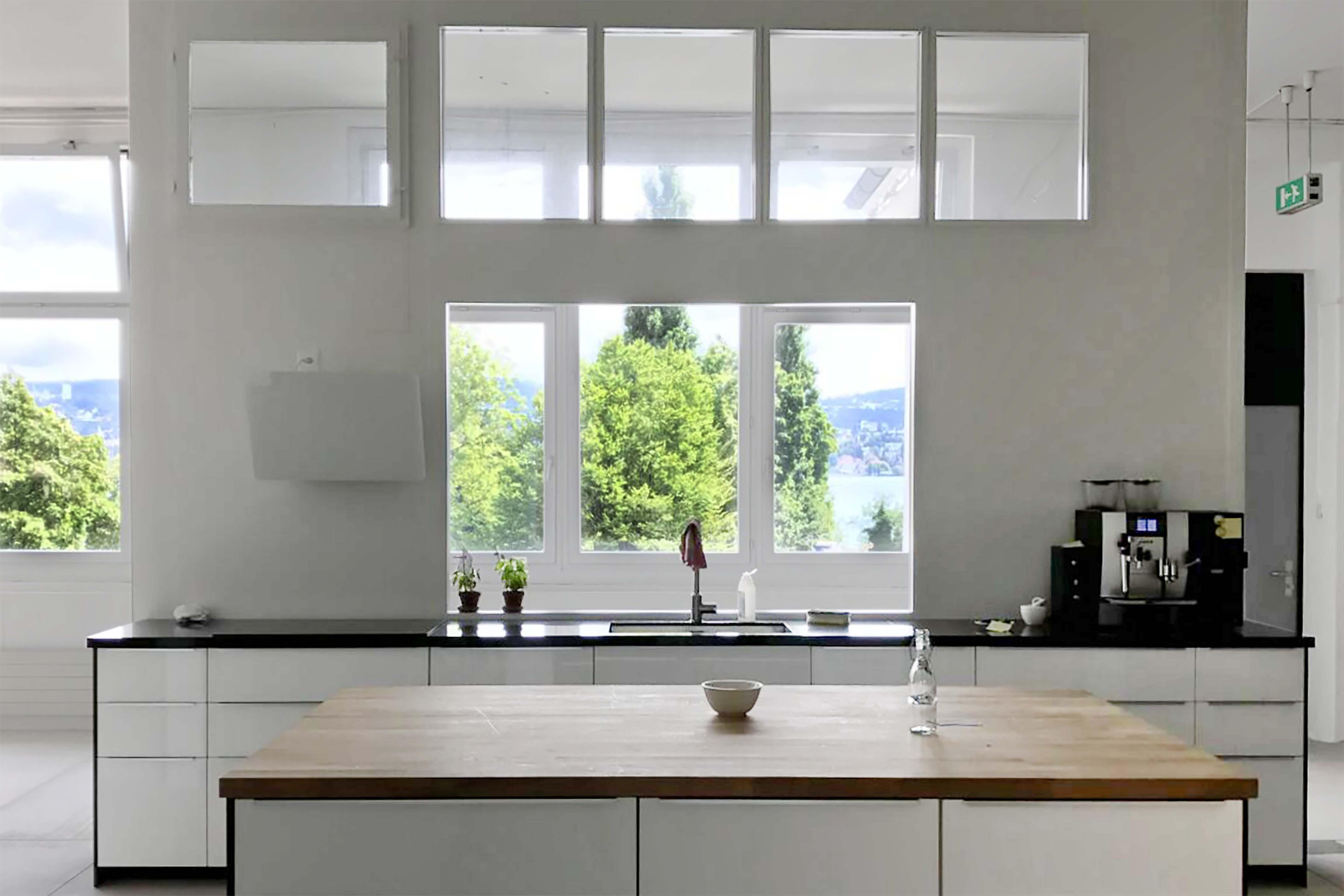 Büro Mieten, Seesicht, Fensterei, Joylab, maison @ Wollishofen Severa