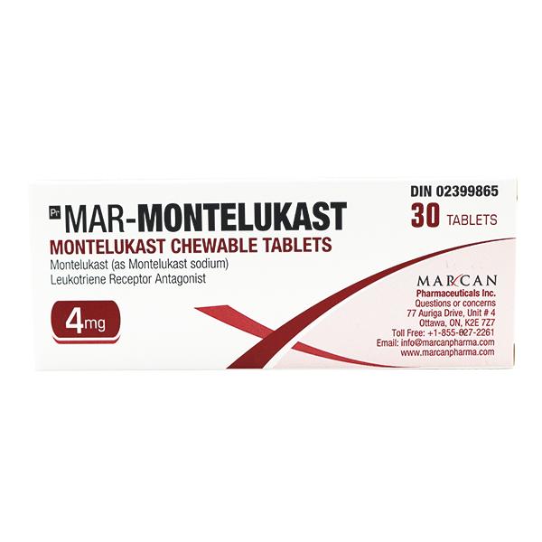 Mar-Montelukast