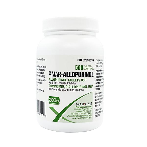Mar-Allopurinol
