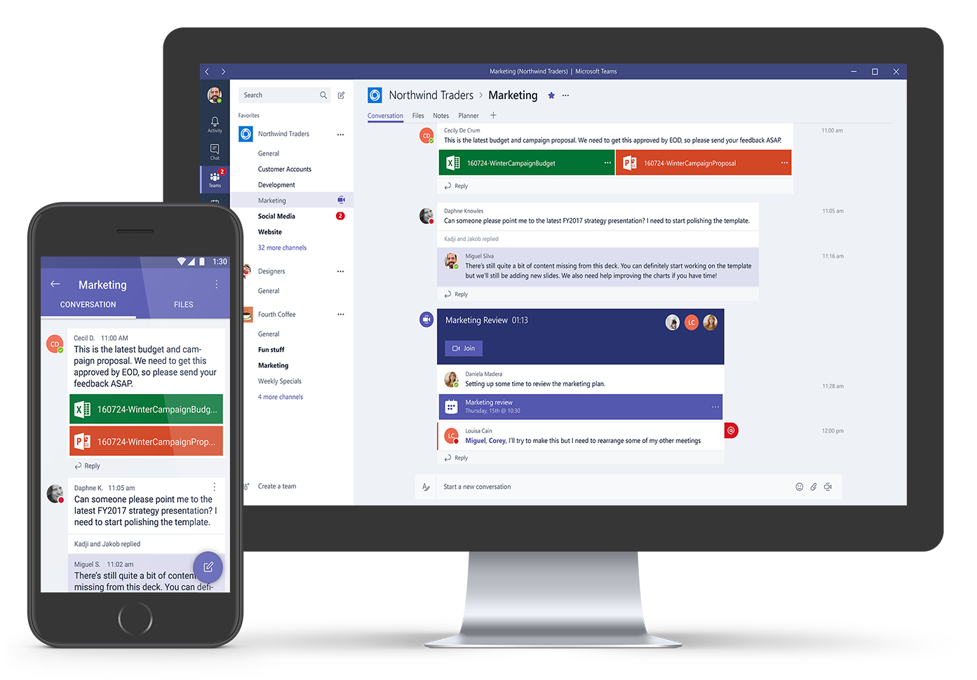 Image showing Microsoft Teams.