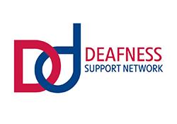deafness support network logo