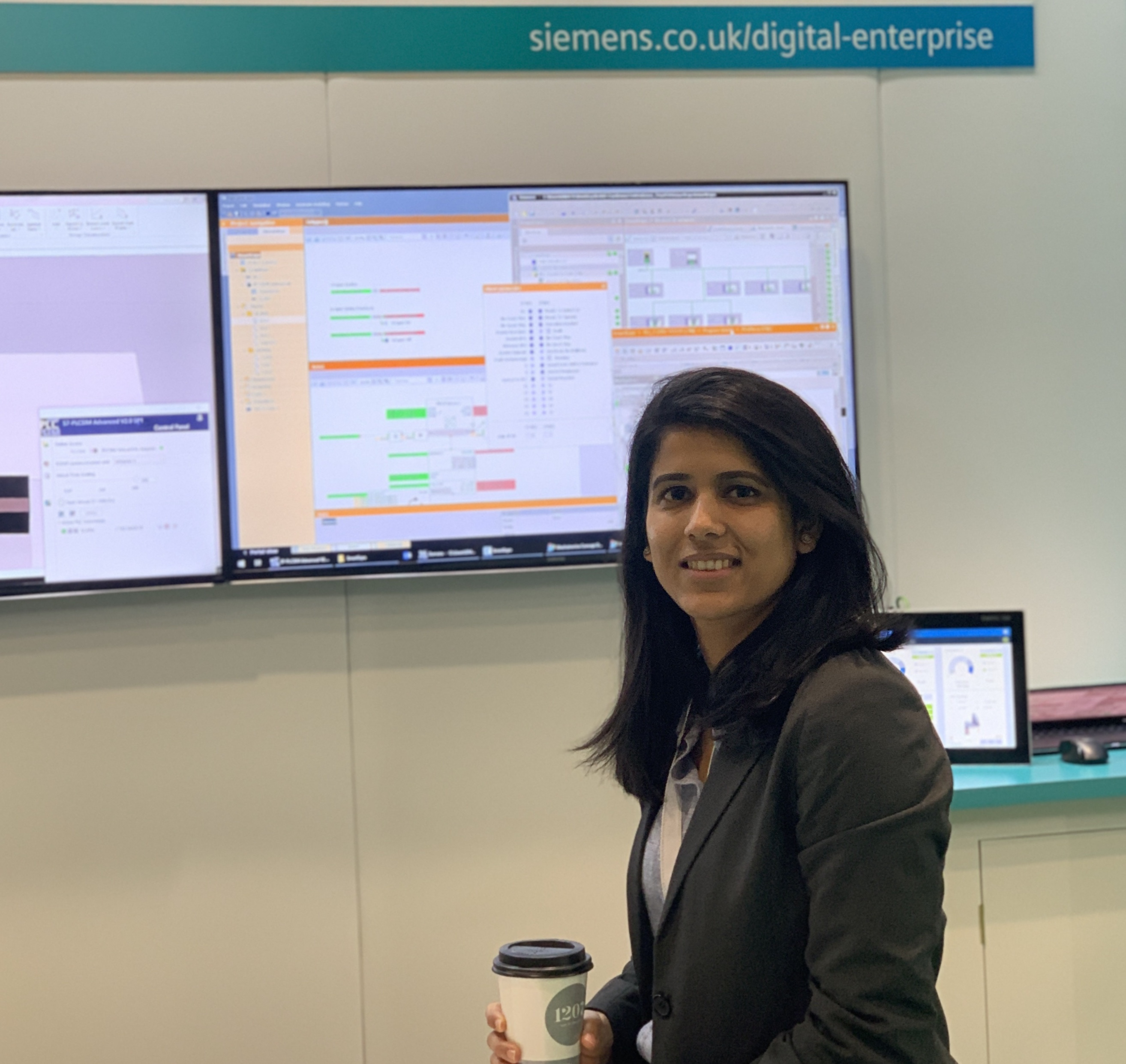 Meet Anubhi – Automation Engineer in Digital Industries