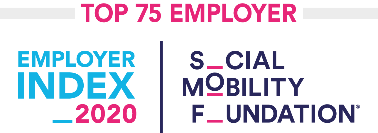top 75 employers social mobility foundation prize