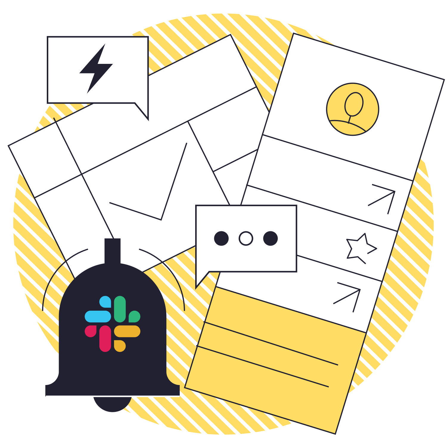 Stay in the loop and don't miss a thing with Slack