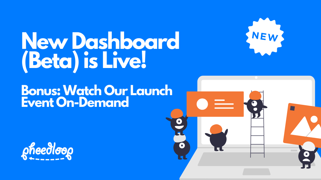 New Dashboard (Beta) is Live, Watch our Launch Event On-Demand, & August Group Networking Promotion!