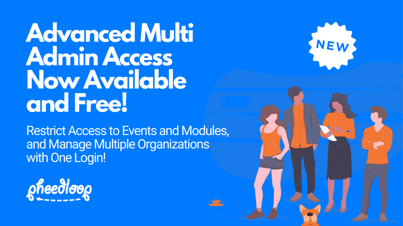 Advanced Multi-Admin Access Now Available and Free!