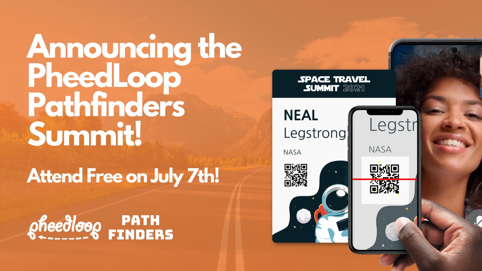 Attend a Free PheedLoop Powered Event - PheedLoop Pathfinders Summit!