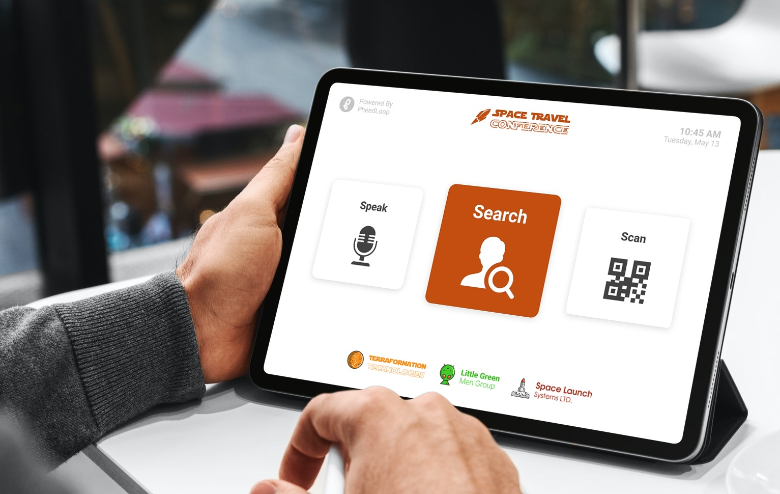 PheedLoop Check-In System In-Person Events