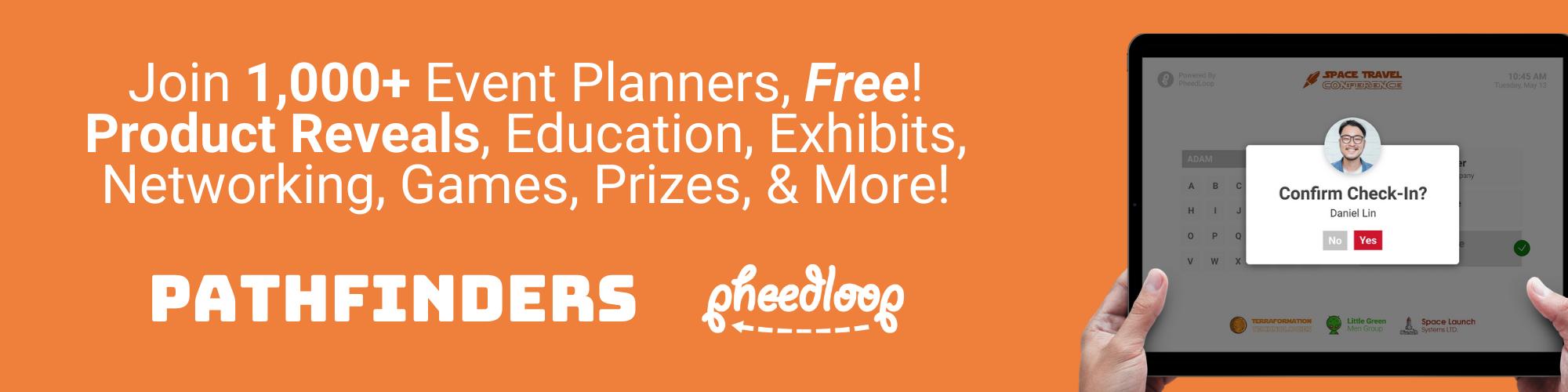 PheedLoop Pathfinders Summit Virtual Event