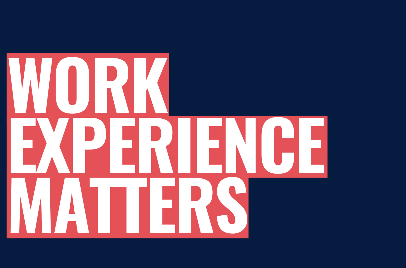 Golden Rules For Gaining Work Experience