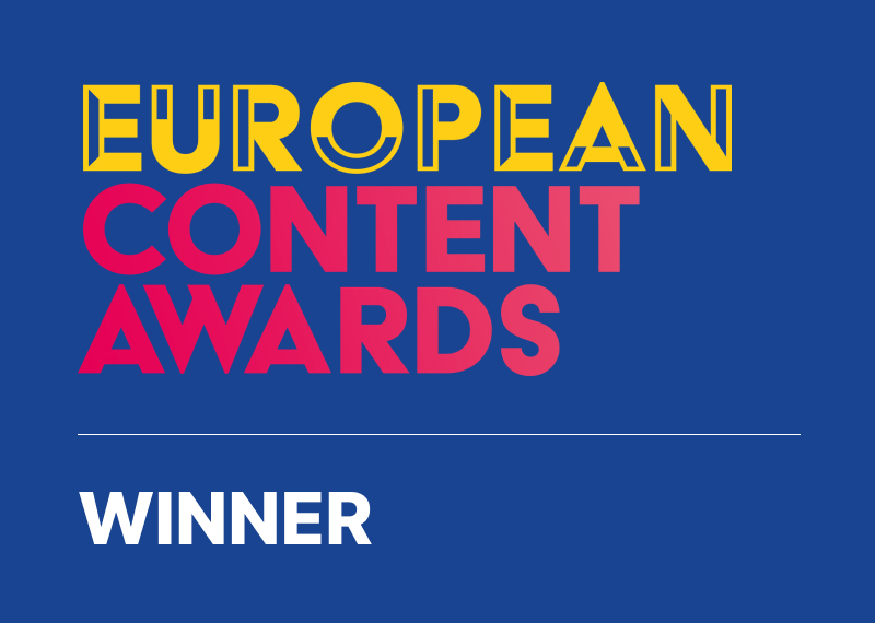 Motive Shortlisted for Three UK Content Awards