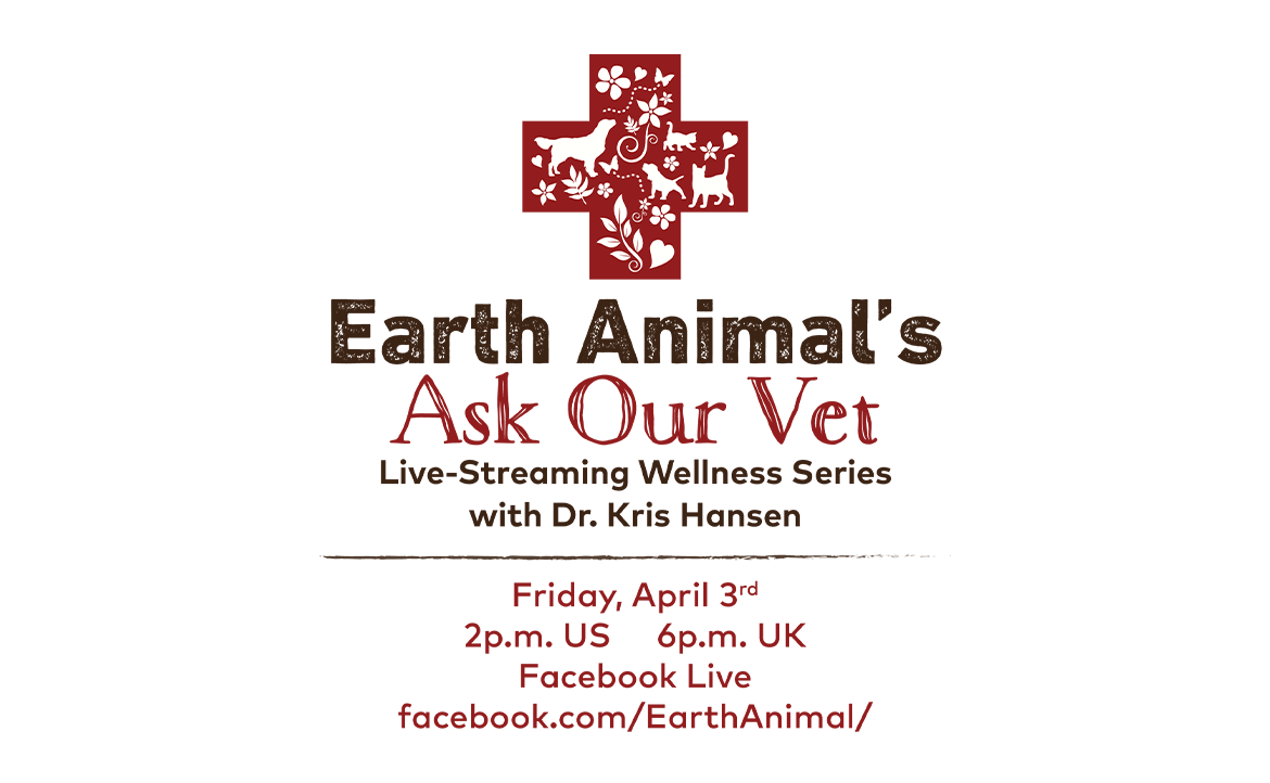 Ask-Our-Vet | 3 April 2020