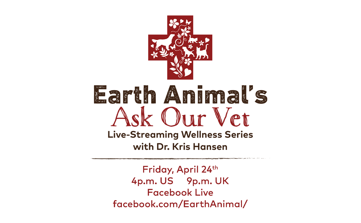 Ask-Our-Vet | 24 April 2020
