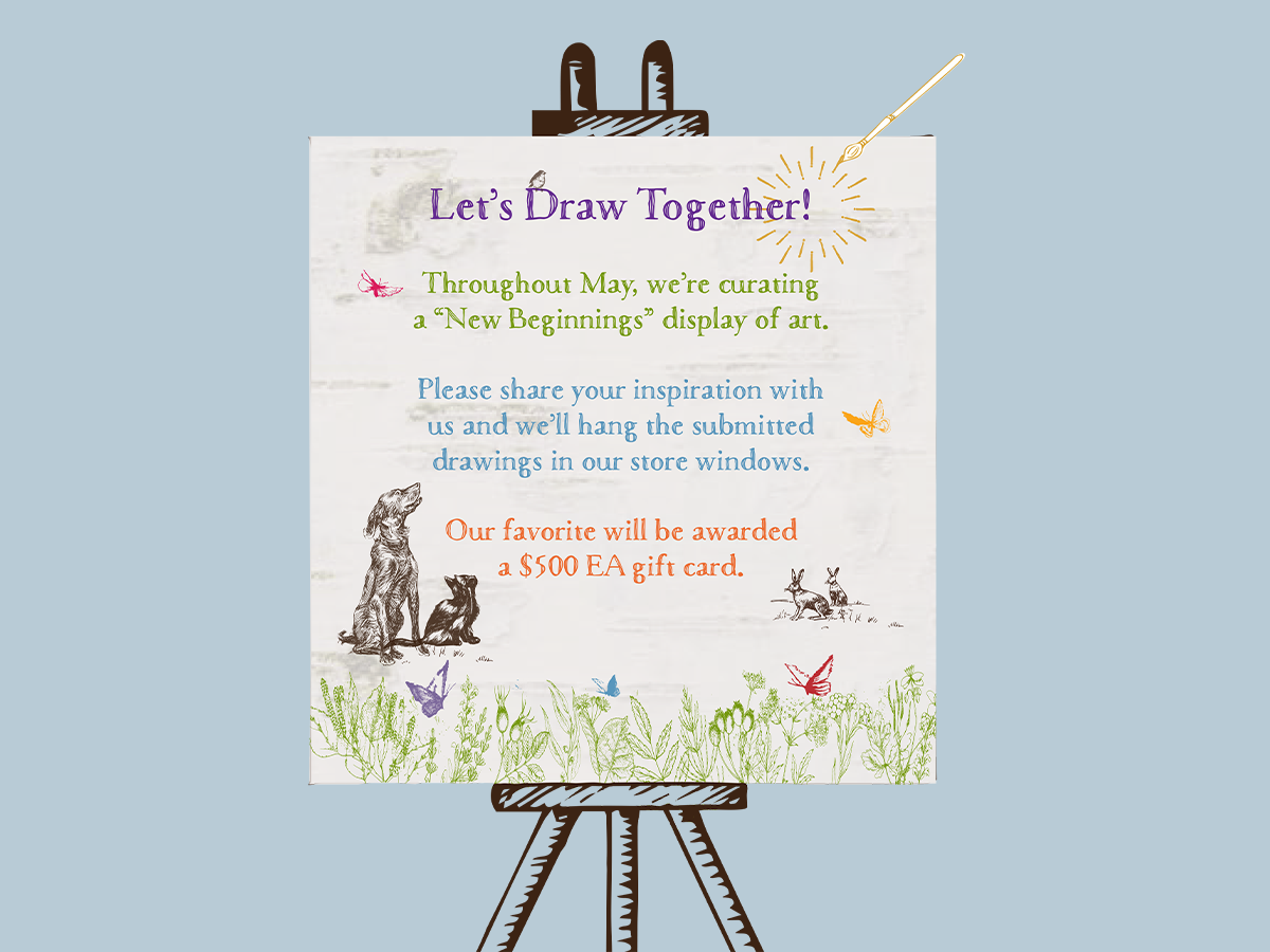 Lets Draw Together!