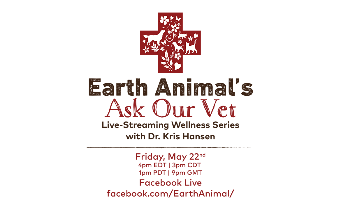 Ask-Our-Vet | 22 May 2020