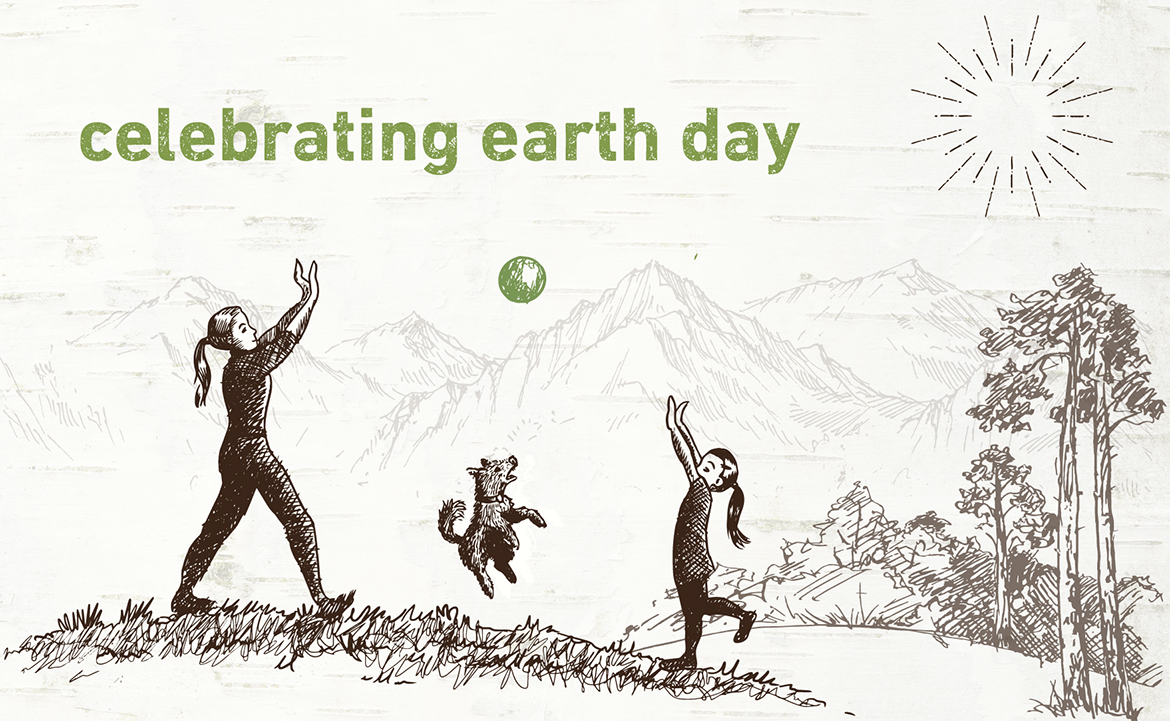Celebrate and Sustain the Earth with your Animal Companion