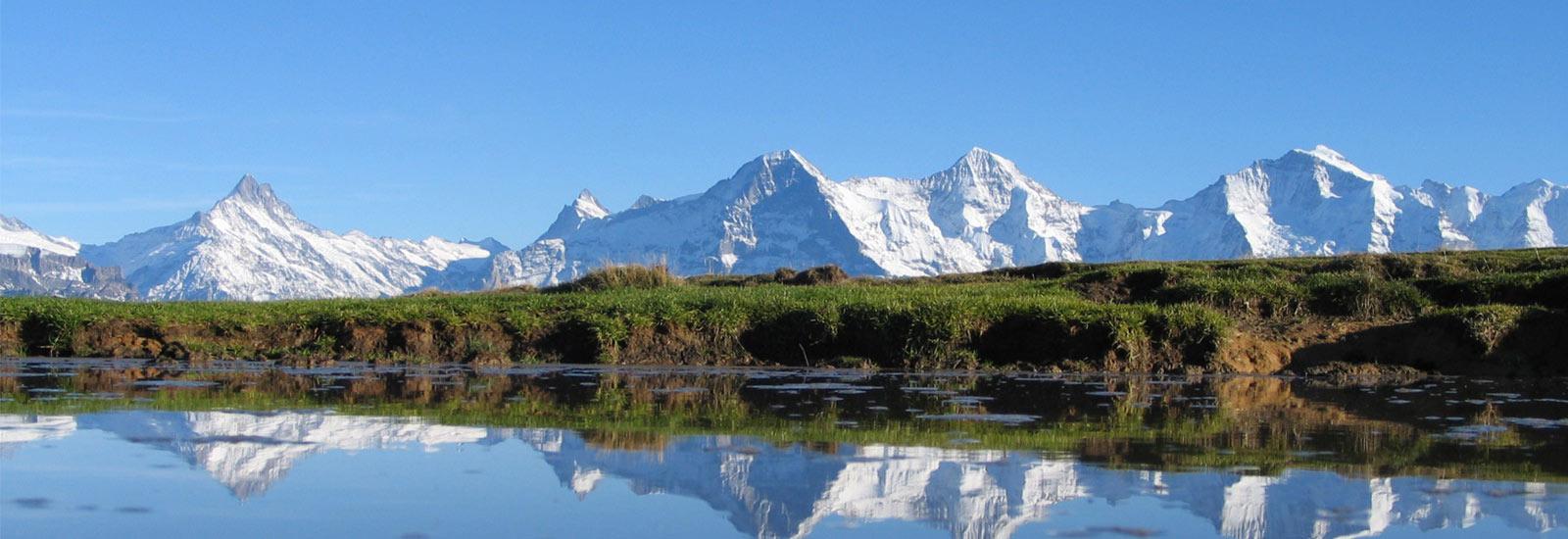 Panorama Pur im Berner Oberland