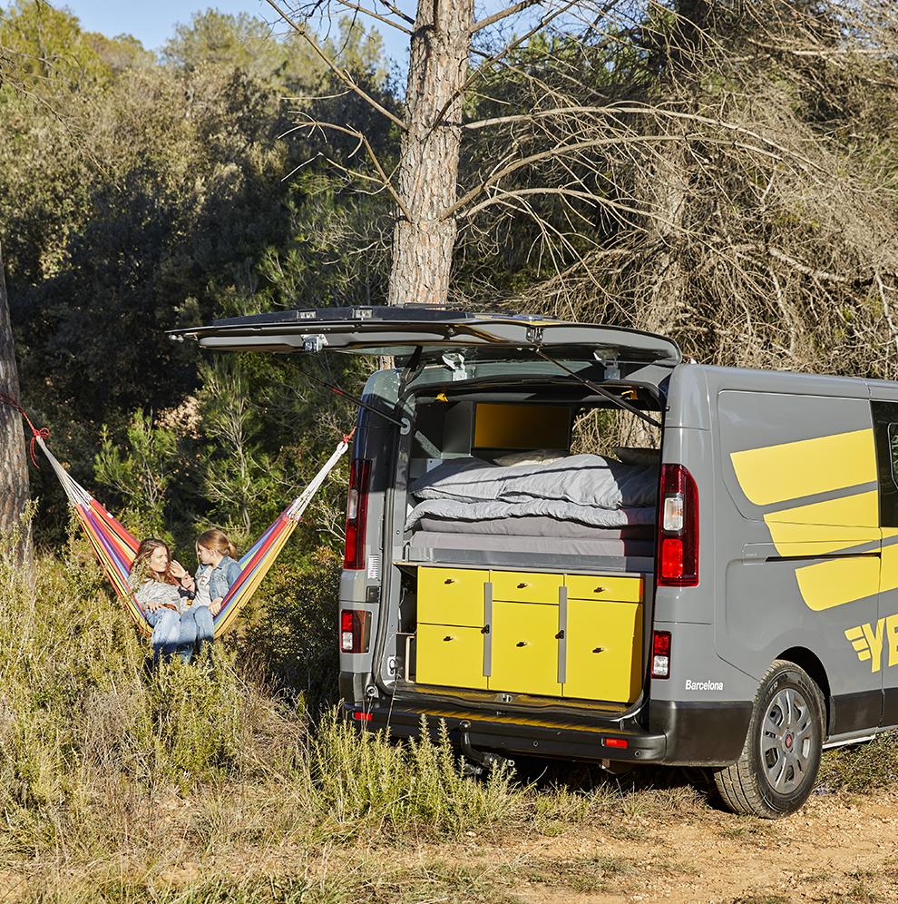 L'aventure et la nature à l'état pur ? En camping sauvage, tu as les deux.
