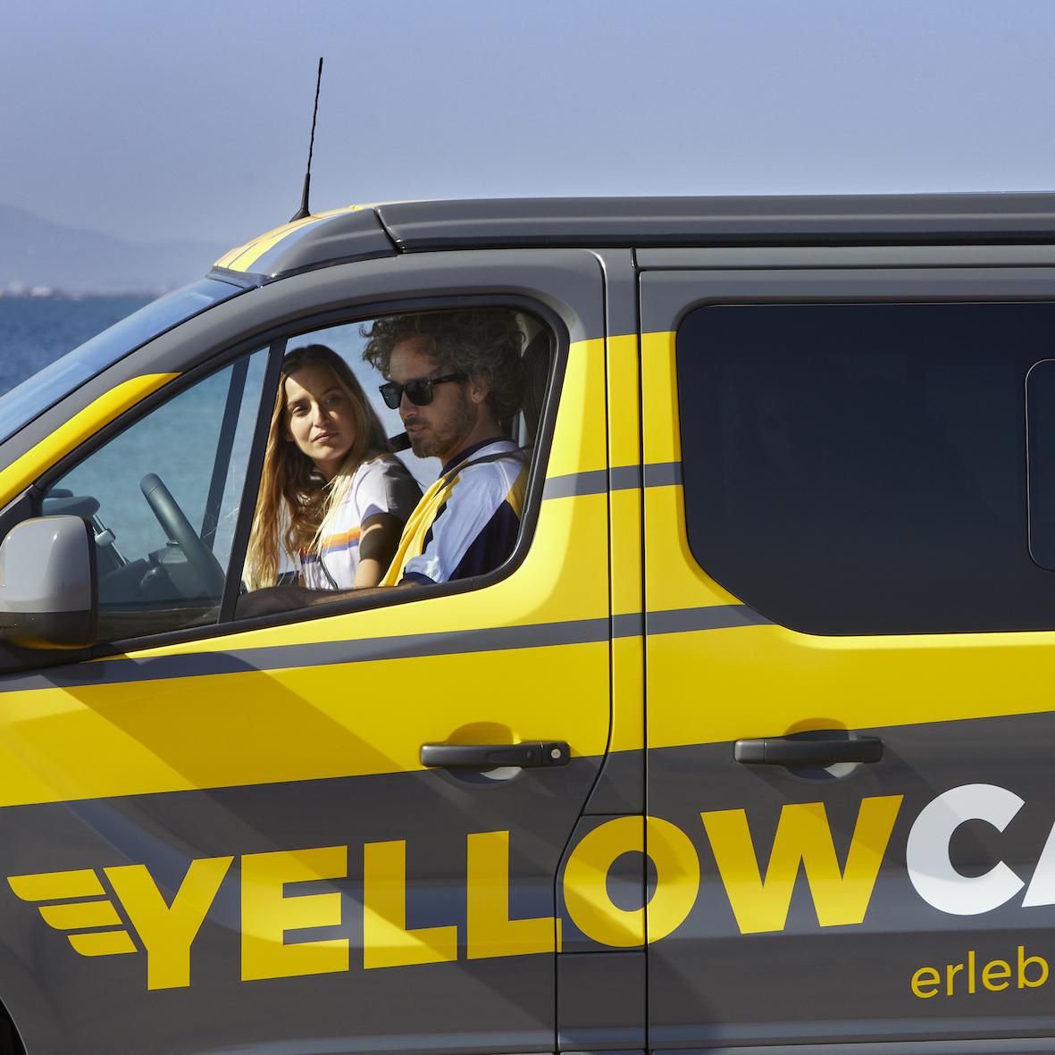Débutants en camping? Tu trouveras ici des informations utiles pour ton voyage avec le yellowcamper.