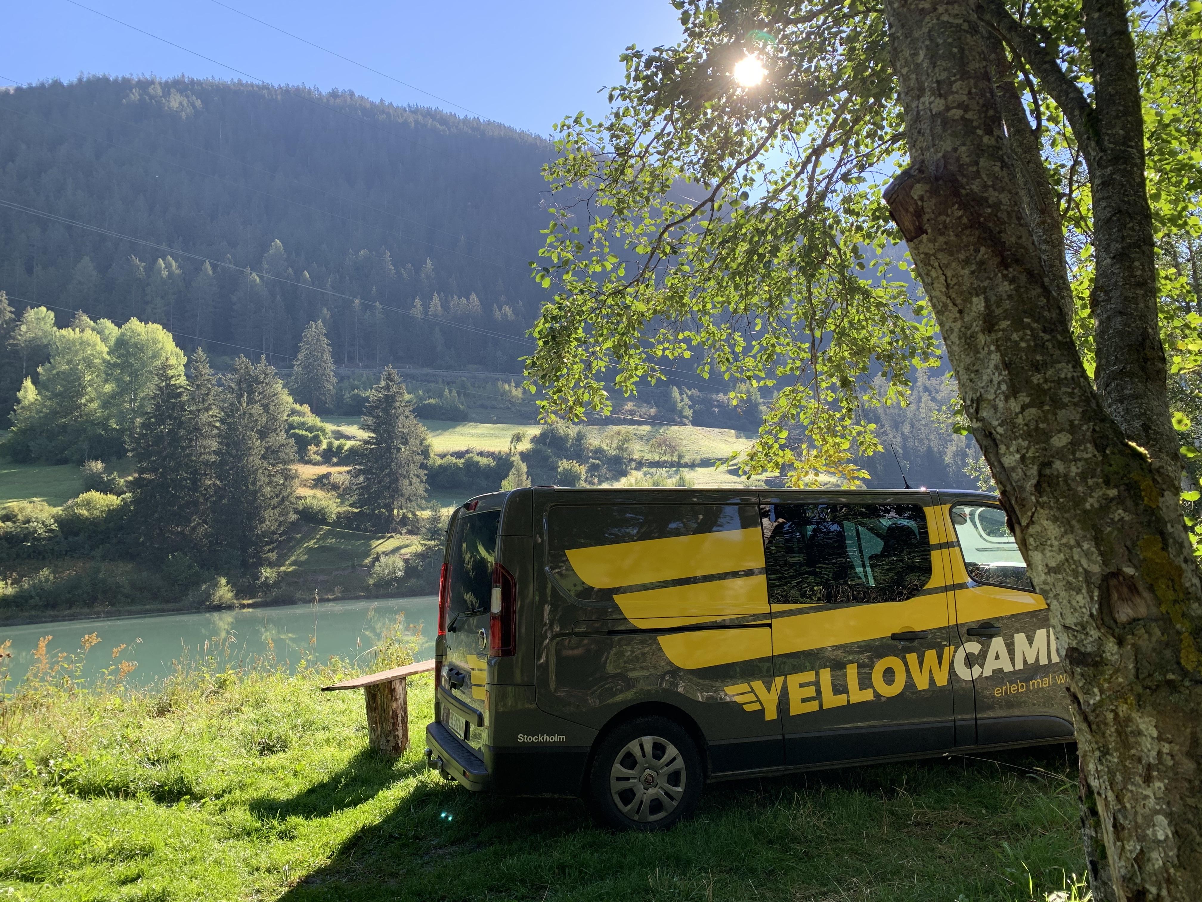 Les Yellowcampers recherchent des propriétaires 🚐