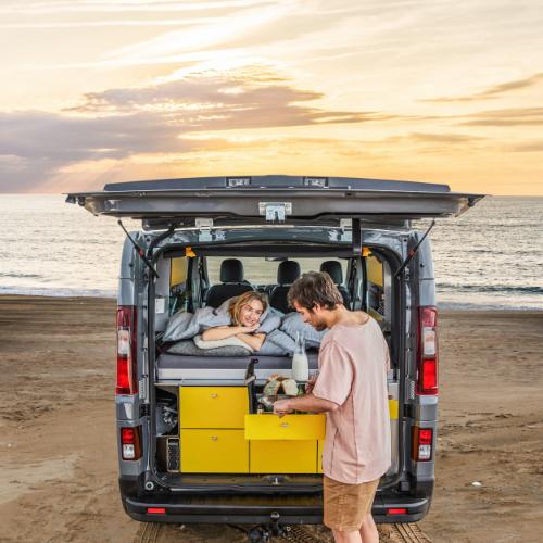 Die Yellowcamper suchen Eigentümer 🚐